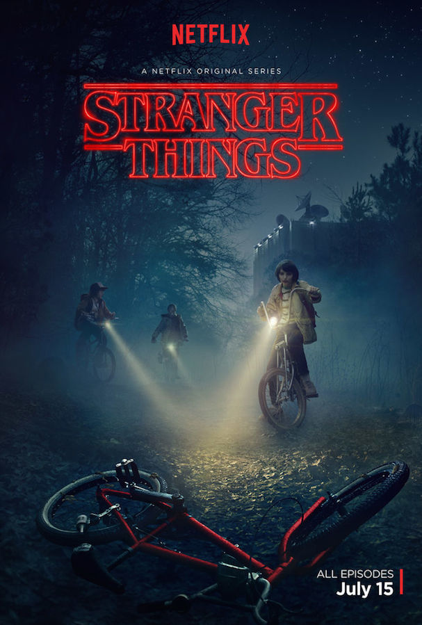 Stranger Things Poster 607