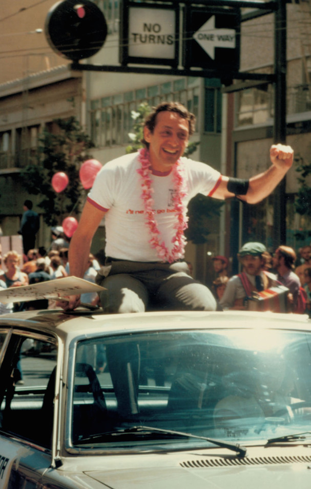 The Times of Harvey Milk 607