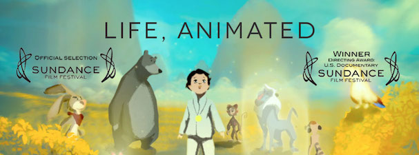 Life Animated wide Poster