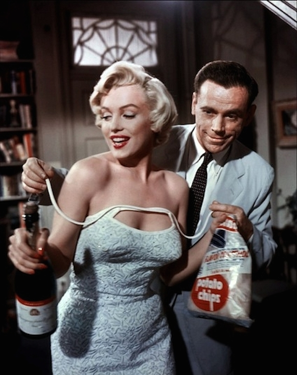Seven Year Itch 607