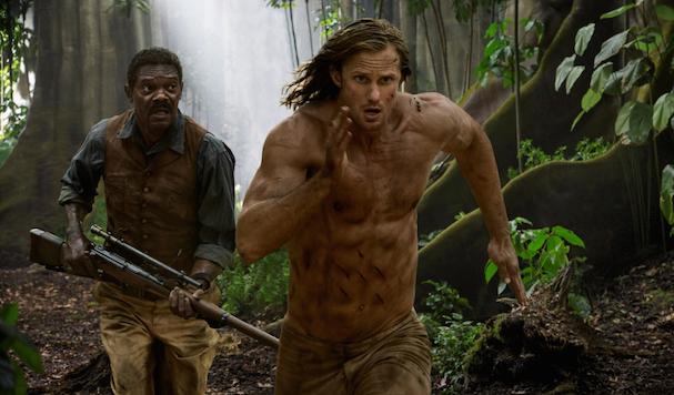 Tarzan 607 1
