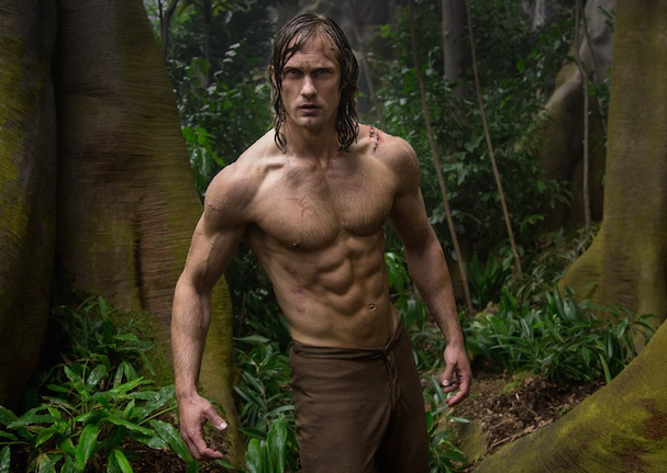 Tarzan 607 3