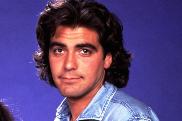 george clooney 80s