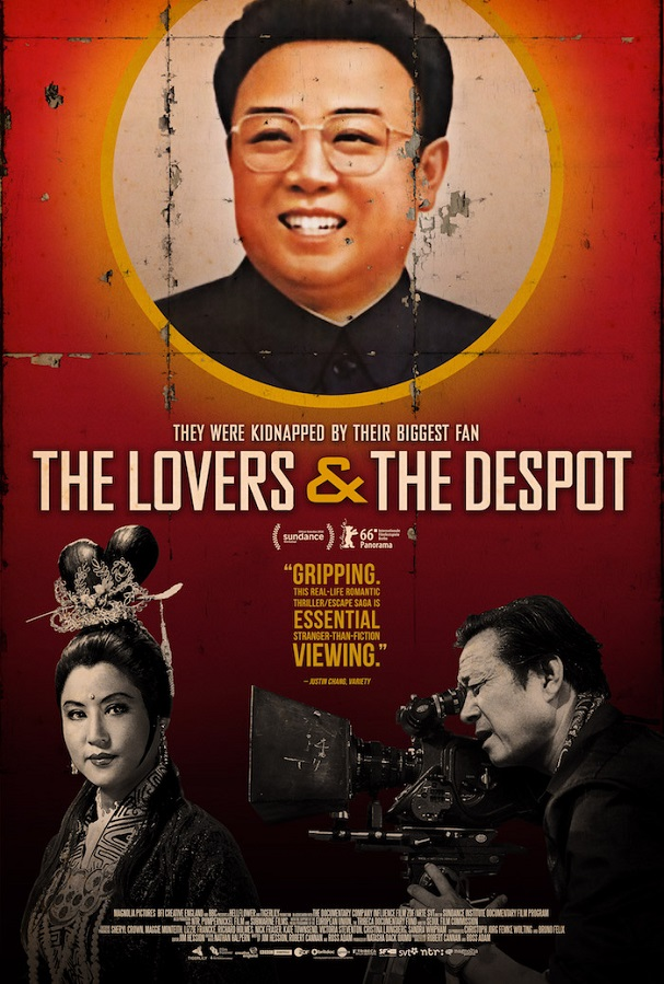 The Lovers and the Despot poster 607