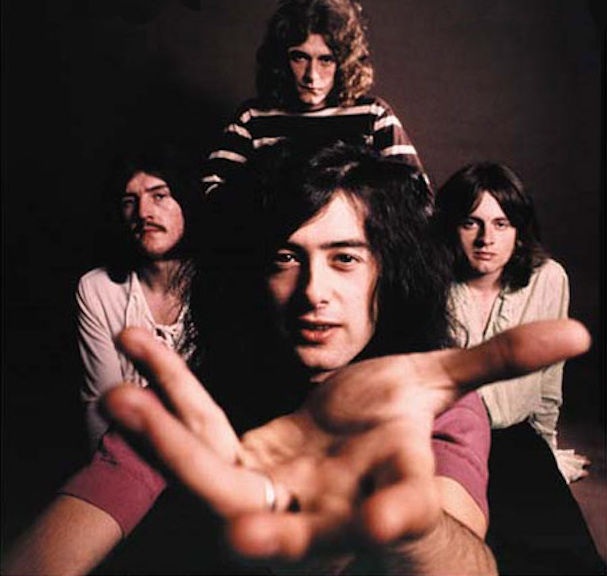 Led Zeppelin 607