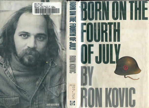 Born on the Fourth of July 607