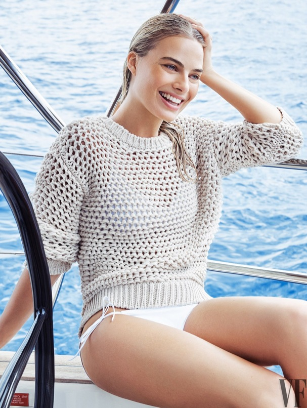 Margot Robbie Vanity Fair 607