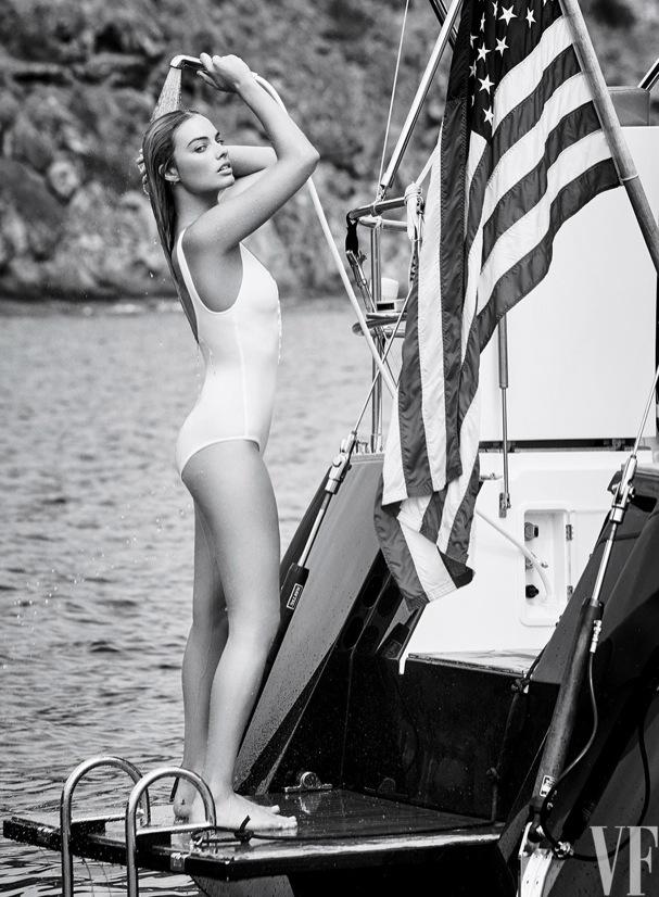 Margot Robbie Vanity Fair 607