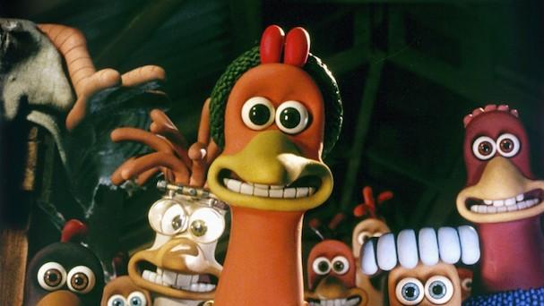Chicken Run 607