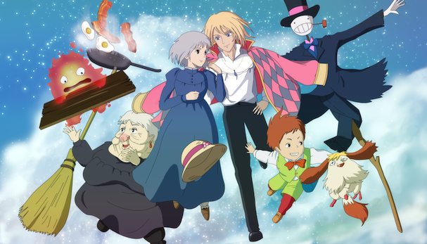 Howl's Moving Castle 607