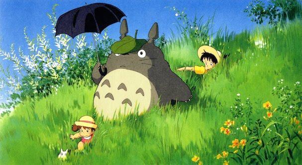 My Neighbor Totoro 607