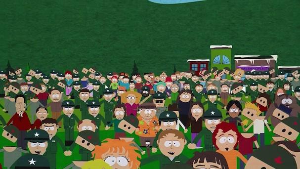South Park Bigger Longer and Uncut 607
