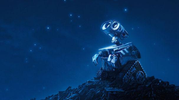 Wall-E 607