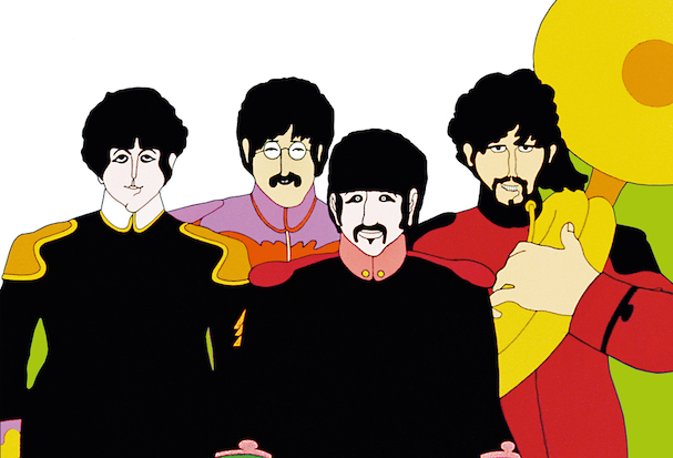 Yellow Submarine 607