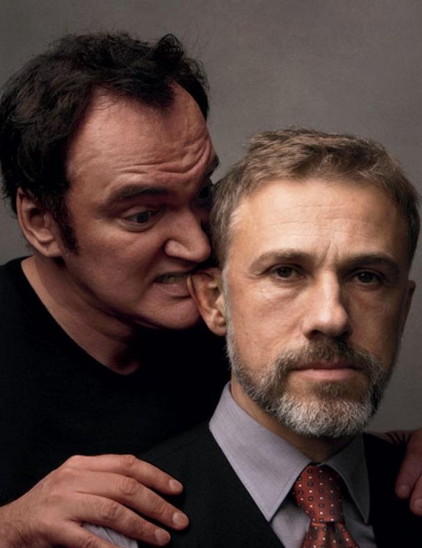 Quentin Tarantino Christopher Waltz 607