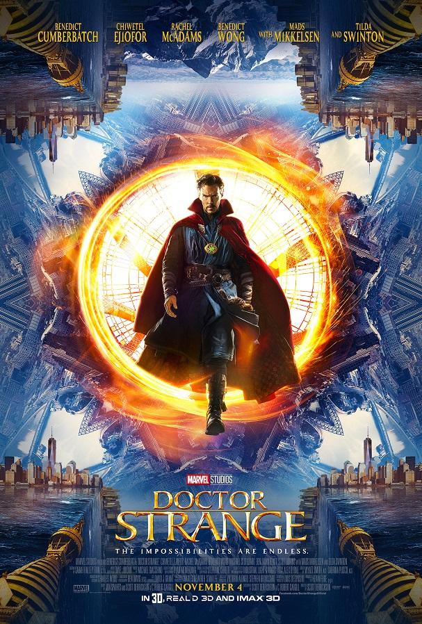 Doctor Strange final poster 607