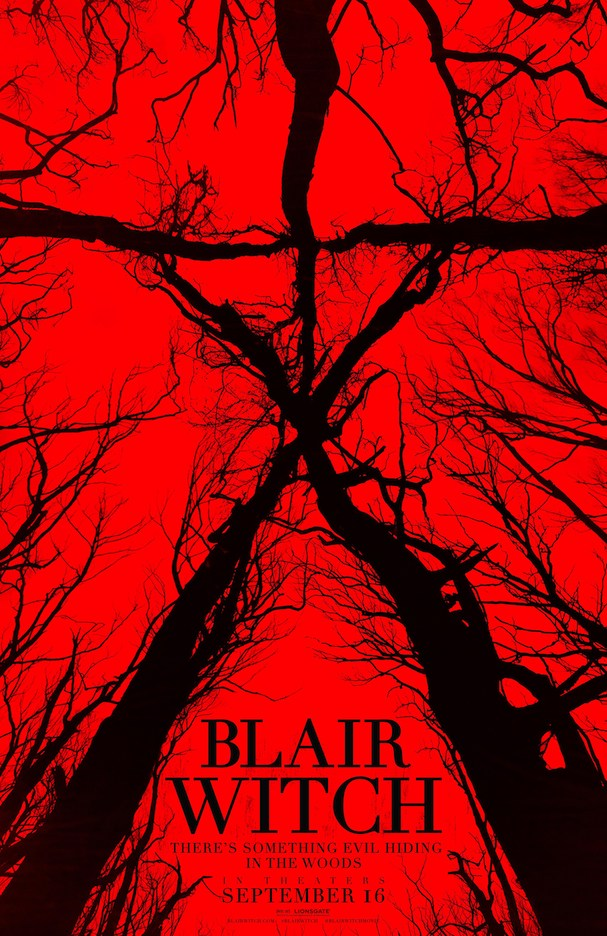 Blair Witch Poster 607