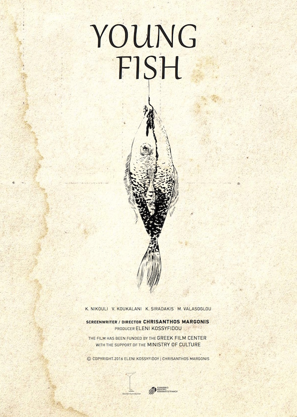 Young Fish poster