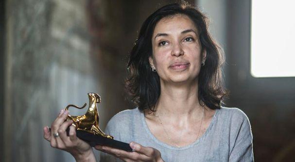 Ralitza Petrova Pardo d' oro 2016