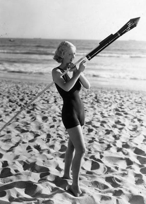 Bette Davis Summer