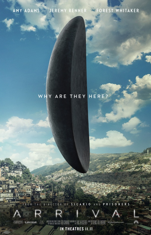 Arrival Poster 607