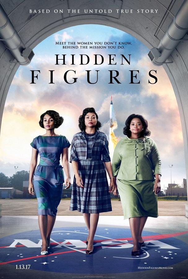 Hidden Figures poster 607