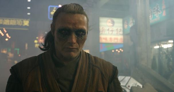 Dr. Strange 607