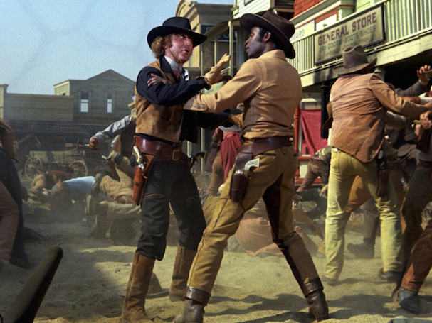 Blazing Saddles 607
