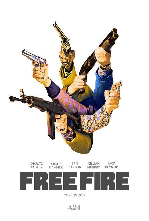Free Fire poster 607