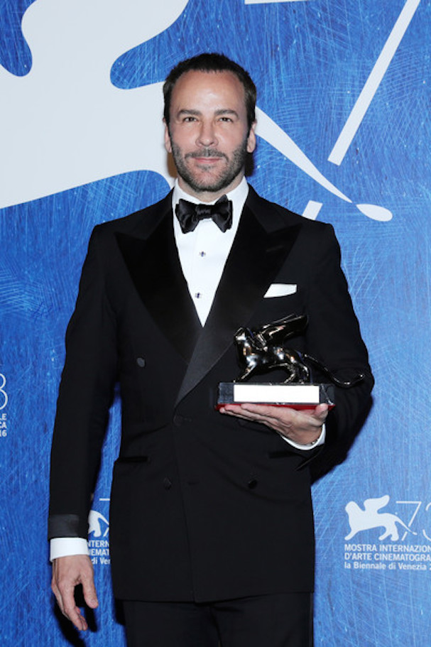Tom Ford Venice Awards 2016