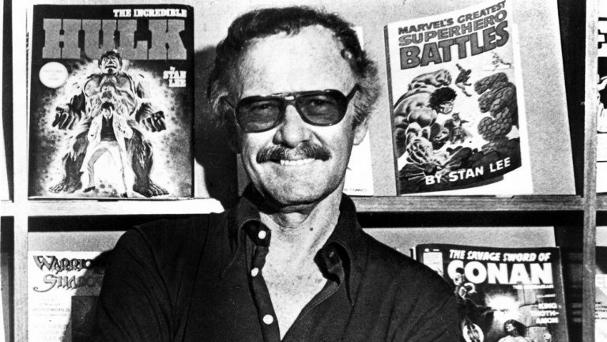 Stan Lee 607