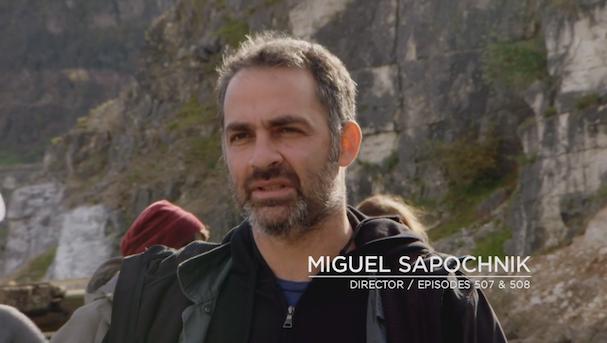 GAME OF THRONES MICHAEL Sapochnik