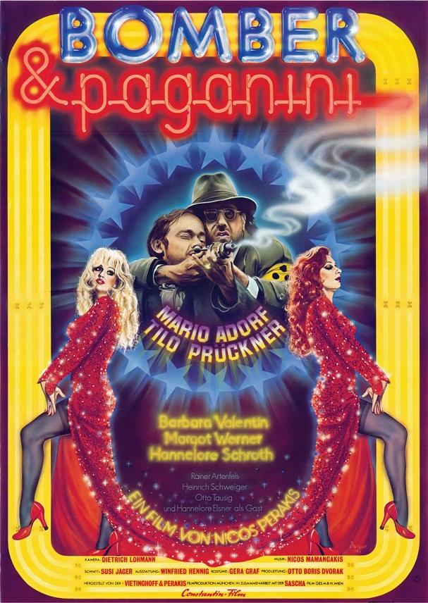 Bomber & Paganini Poster 607
