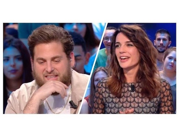 Jonah Hill French tv