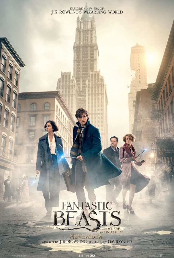 Fantastic Beasts poster 607