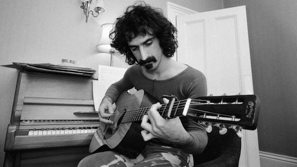 Eat that Question: Frank Zappa in his Own Words 607