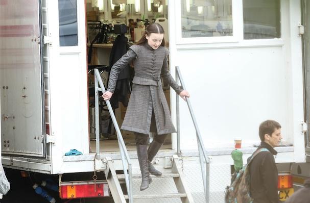 Lyanna Mormont GOT 7