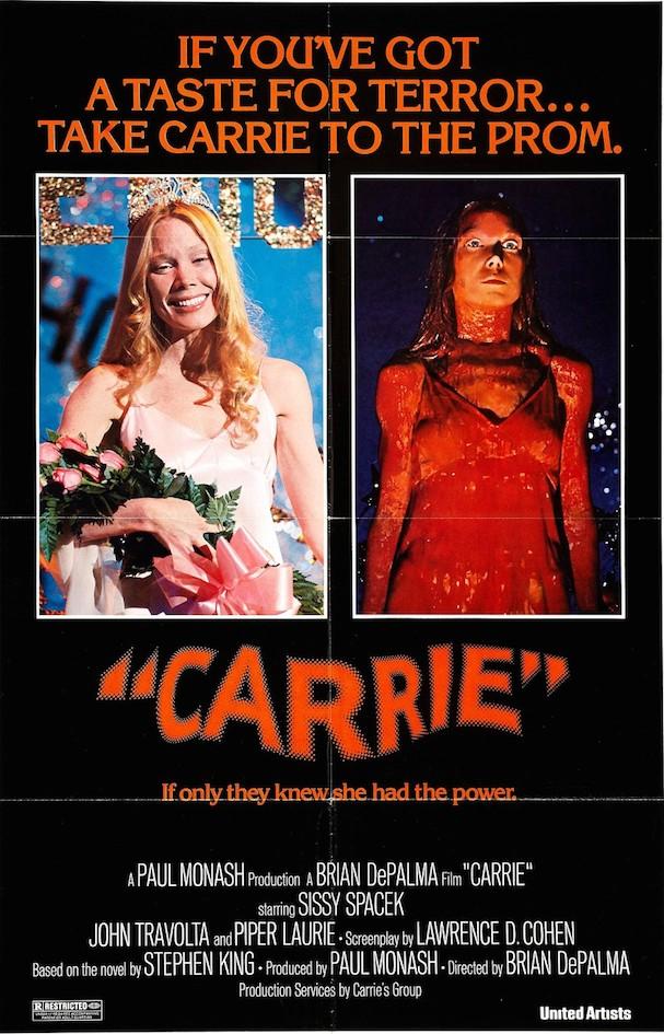 Carrie Original Poster 607
