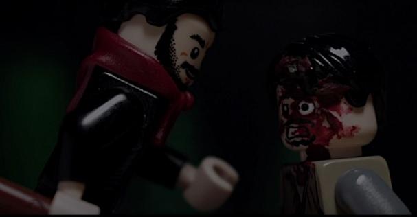 The Walking Dead lego 607