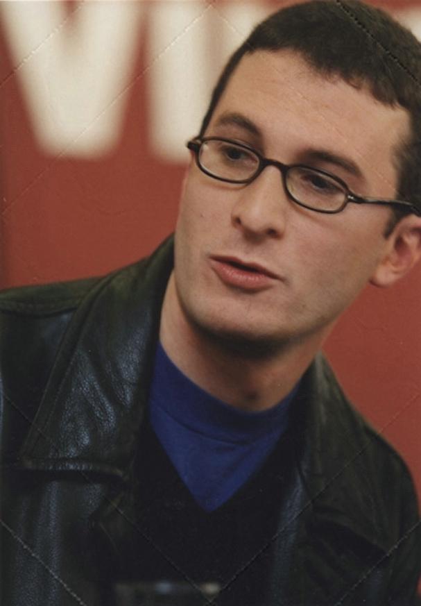 Darren Aronofsky 607
