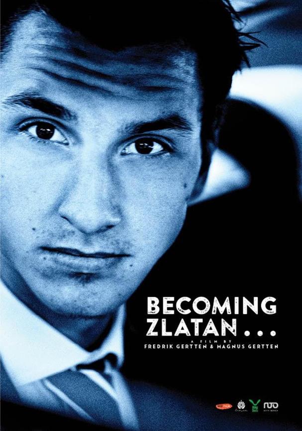 becoming zlatan poster 607