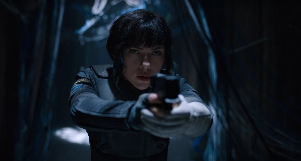 Ghost in the Shell 607