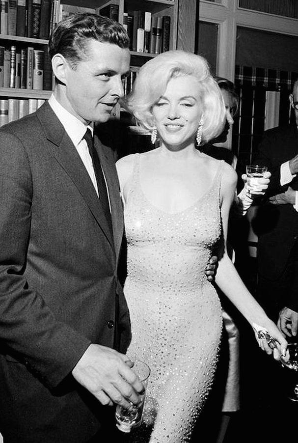 Marilyn Monroe Happy Birthday JFK
