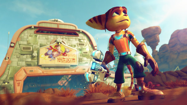 Ratchet and Clank 607