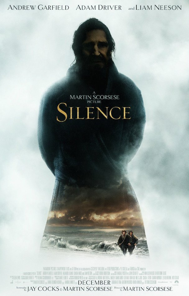 Silence Poster 607