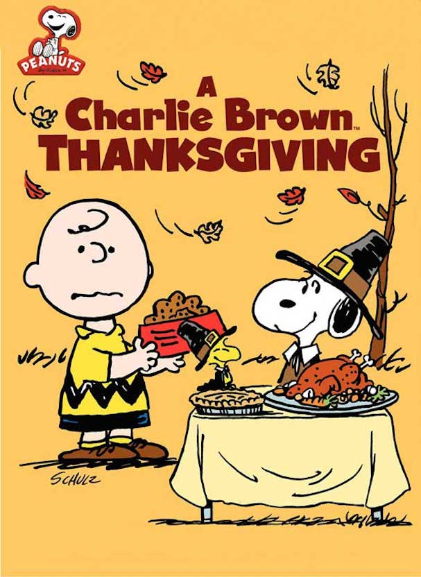 A Charlie Brown Thanksgiving 607