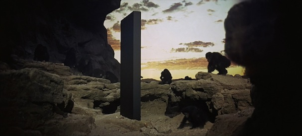 2001: A Space Odyssey 607