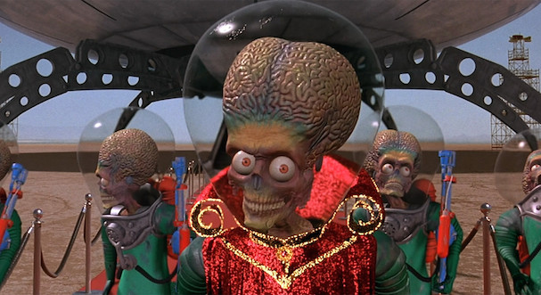 Mars Attacks 607