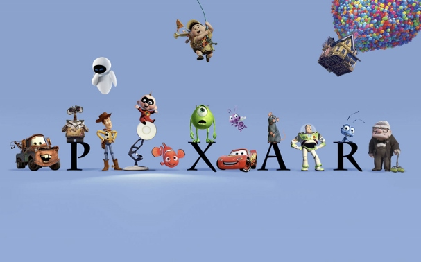 Pixar 607