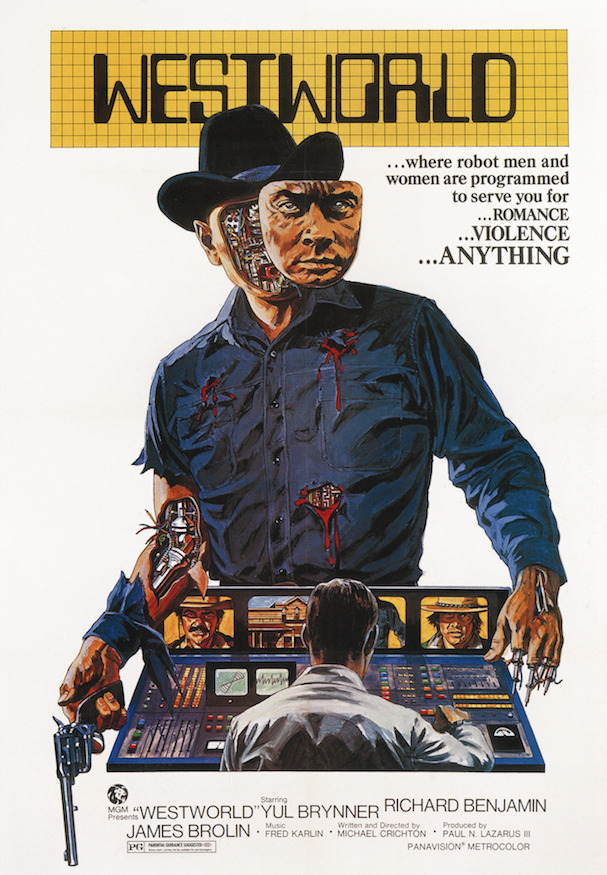 Westworld Poster 607